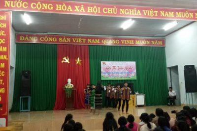 Văn nghệ chào mừng 37 năm ngày Nhà giáo Việt Nam 20/11/2019