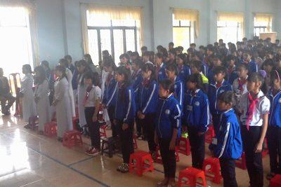 Hình ảnh về Lễ khai giảng năm học 2016-2017