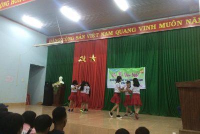 Hội diễn văn nghệ chào mừng kỷ niệm Ngày Nhà giáo Việt Nam 20/11 của trường PTDT Nội Trú Đăk R' Lấp.