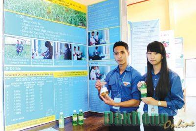 Được tuyển thắng vào đại học nhờ sáng chế sữa tắm từ cây sả chanh Đăk Nông …